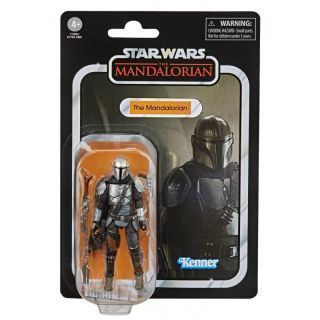 THE MANDALORIAN FIGURA STAR WARS VINTAGE MANDO MONDAYS