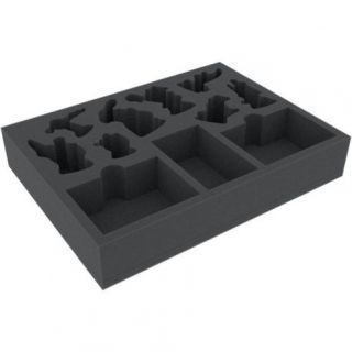 FOAM SET FOR WARHAMMER UNDERWORLDS: DIRECHASM - CORE GAME BOX