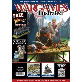 Wargames Ilustrated JANUARY 2021
