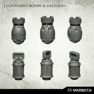 Legionaries Bombs and Grenades (10)
