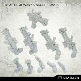 Prime Legionaries Assault Plasma Rifles (5)