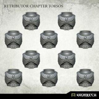 Retributor Chapter Torsos (10)