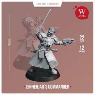 Einherjar's Commander