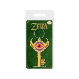 LEGEND OF ZELDA LLAVERO CAUCHO - BOSS KEY