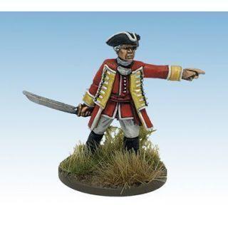 British Regular Officer