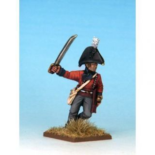 British Regular Infantry Officer (1812)