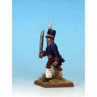 US Regular Infantry Officer (1812)