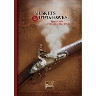 Muskets and Tomahawks II Rulebook (ENG)