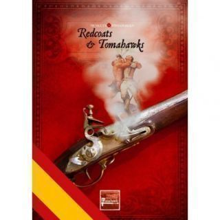 Redcoats and Tomahawks V2 (Castellano)