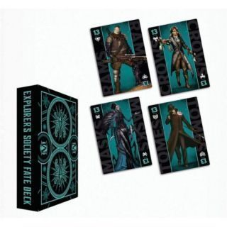 EXPLORER SOCIETY FATE DECK