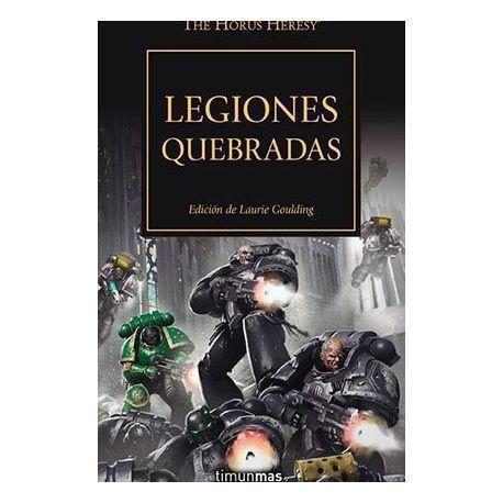 LEGIONES QUEBRADAS (HEREJIA DE HORUS 43)