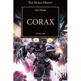 CORAX (HEREJIA DE HORUS 40)