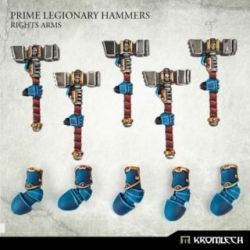 Prime Legionaries CCW Arms: Hammers [right] (5)