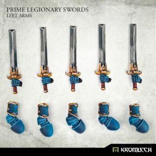 Prime Legionaries CCW Arms: Swords [left] (5)