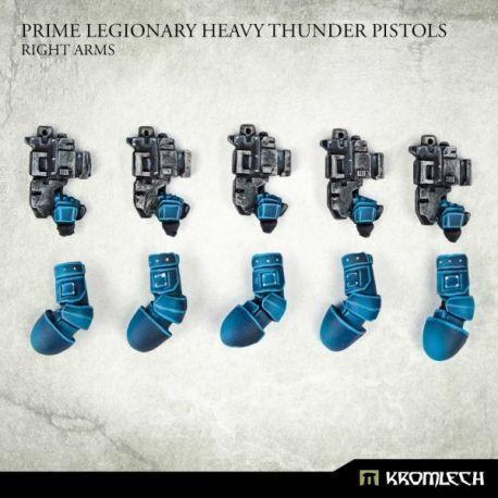 Prime Legionaries CCW Arms: Heavy Thunder Pistols [right] (5)