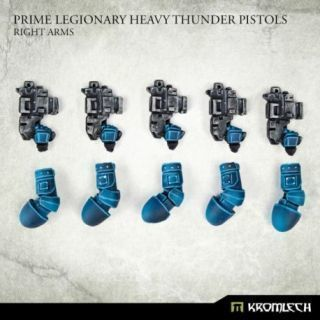 Prime Legionaries CCW Arms: Heavy Thunder Pistols [right] (5)