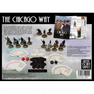 The Chicago Way - 2 Player Starter Set