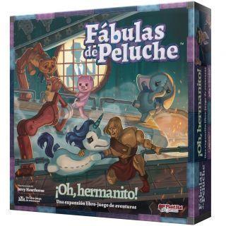 FÁBULAS DE PELUCHE ¡OH, HERMANITO!