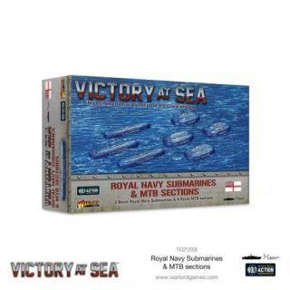 Royal Navy Submarines & MTB Sections
