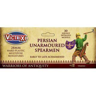 Persian Unarmoured Spearman