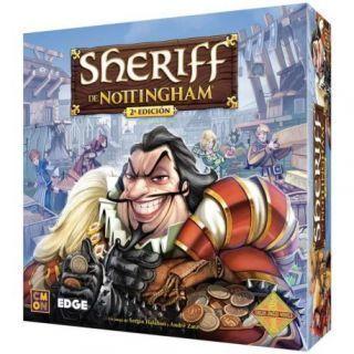 EL SHERIFF DE NOTTINGHAM 2º EDICION