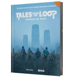 HISTORIAS DEL BUCLE - TALES FROM THE LOOP