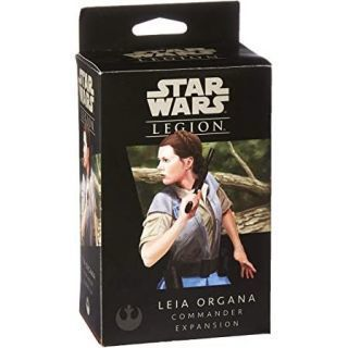 Leia Organa Commander Expansion - EN