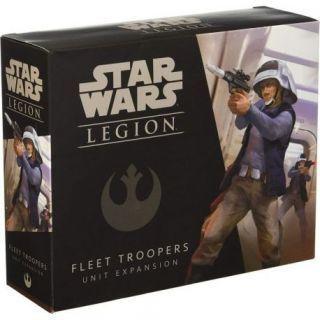 Fleet Troopers Unit Expansion - EN
