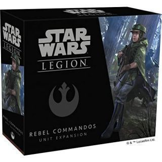 Rebel Commandos Unit Expansion - EN