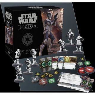 Scout Troopers Unit Expansion - EN