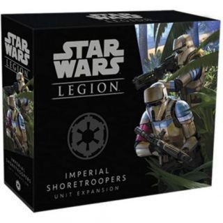 Imperial Shoretroopers Unit Expansion - EN