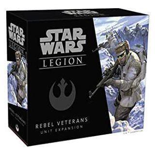 Rebel Veterans Unit Expansion - EN