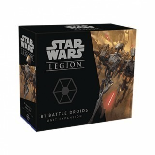 B1 Battle Droids Unit Expansion - EN