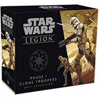 Phase I Clone Troopers Unit Expansion - EN