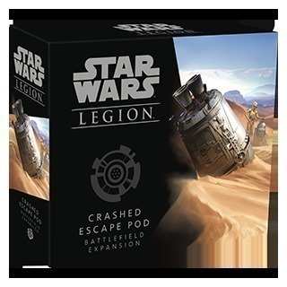 Crashed Escape Pod Battlefield Expansion - EN