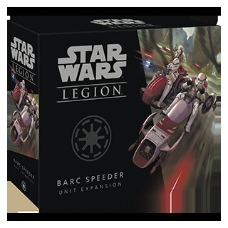 BARC Speeder Unit Expansion - EN