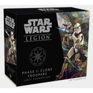 F Phase II Clone Troopers Unit Expansion - EN