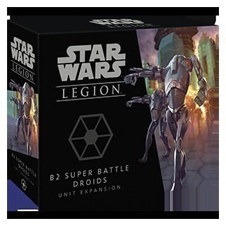 B2 Super Battle Droids Unit Expansion - EN