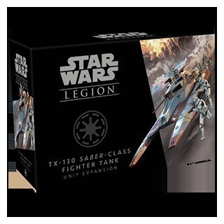 TX-130 Saber-class Fighter Tank Unit Expansion - EN