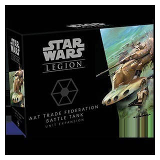 AAT Trade Federation Battle Tank Unit Expansion - EN