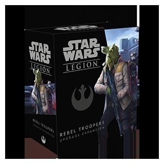 Rebel Trooper Upgrade Expansion - EN