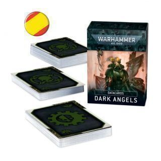 DATACARDS: DARK ANGELS (ESPAÑOL)