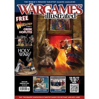 Wargames Ilustrated WI398, FEBRUARY 2021