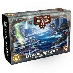 Dystopian Wars: La Caza del Prometheus (Español)