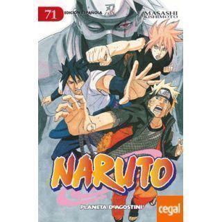Naruto nº 71