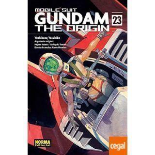 Gundam the origin 23