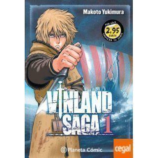 MM Vinland Saga nº 01