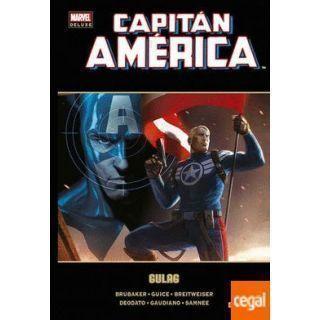 Capitán américa 13: Gulag