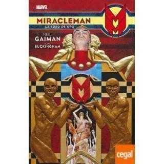 Miracleman. La Edad De Oro.