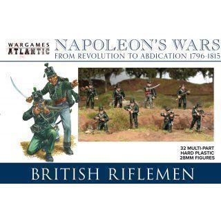 Napoleon's Wars British Riflemen
